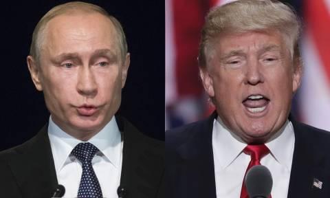 Τραμπ σε Πούτιν: Δεν τα πάμε καλά εδώ και χρόνια - Θα μιλήσουμε για εμπόριο και πυρηνικά (vid)