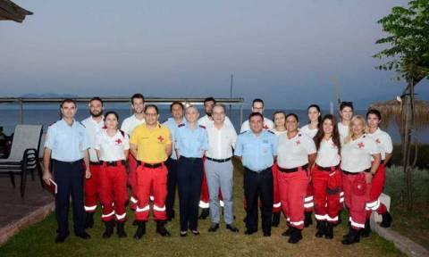 Ελληνικός Ερυθρός Σταυρός: Ιδρύεται νέο Περιφερειακό Τμήμα στη Δυτική Αχαΐα