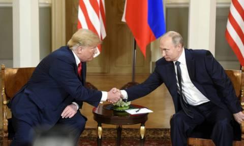 Νέα συνάντηση Πούτιν – Τραμπ