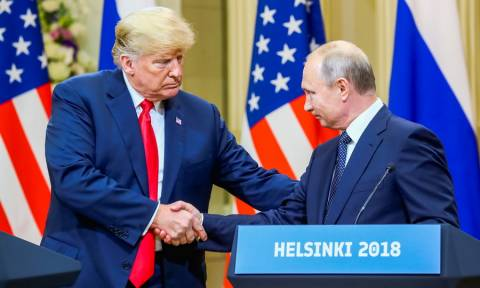 Δεν φαντάζεστε τι δώρο έκανε ο Πούτιν στον Τραμπ! (vid)