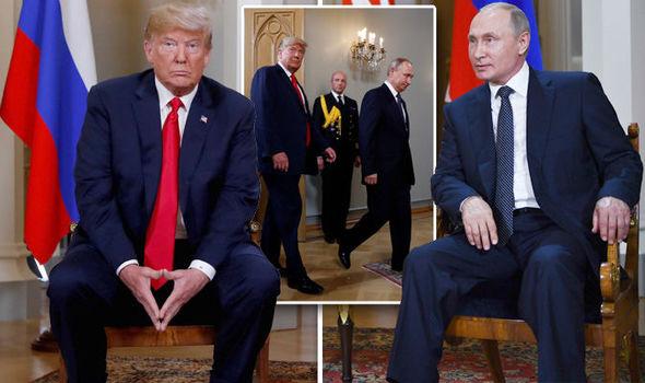 donald trump putin news body language finland 989515