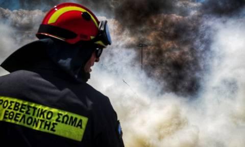 Υπό έλεγχο οι τέσσερις φωτιές στην Κρήτη