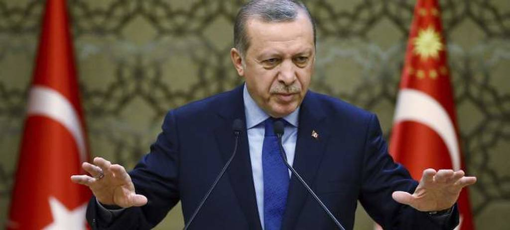 Συνέβη και αυτό - Ο Ερντογάν παίρνει εκπομπή στην τηλεόραση!