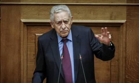 Κουβέλης: Δεν θα μπούμε σε διαδικασία ανταλλαγής των Ελλήνων στρατιωτικών