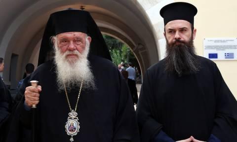 Ο Αρχιεπίσκοπος Ιερώνυμος τίμησε τη μνήμη της Αγίας Μαρίνας