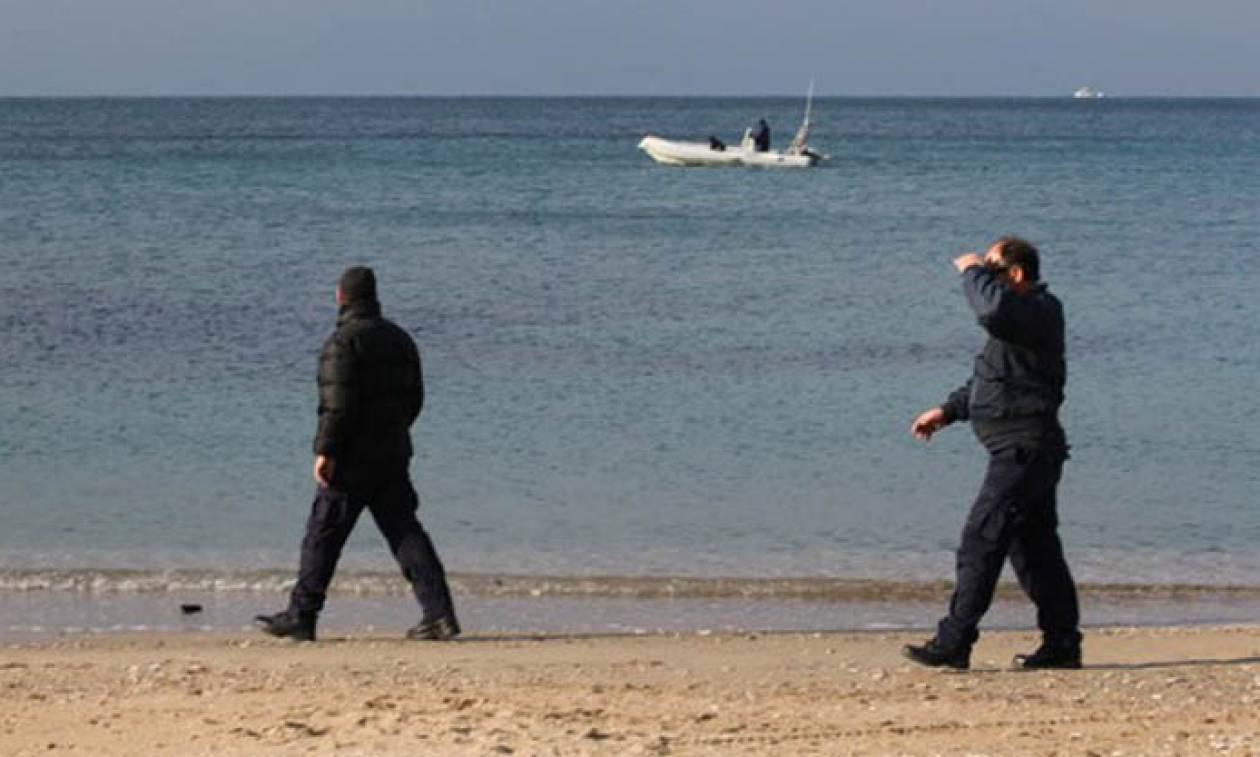 Πνιγμός 77χρονης σε παραλία του Ρεθύμνου
