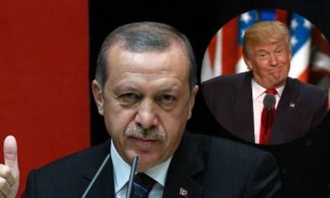 Προκαλεί επικίνδυνα τον Τραμπ ο Ερντογάν: Κράτα Αμερικανό «όμηρο» σε φυλακή