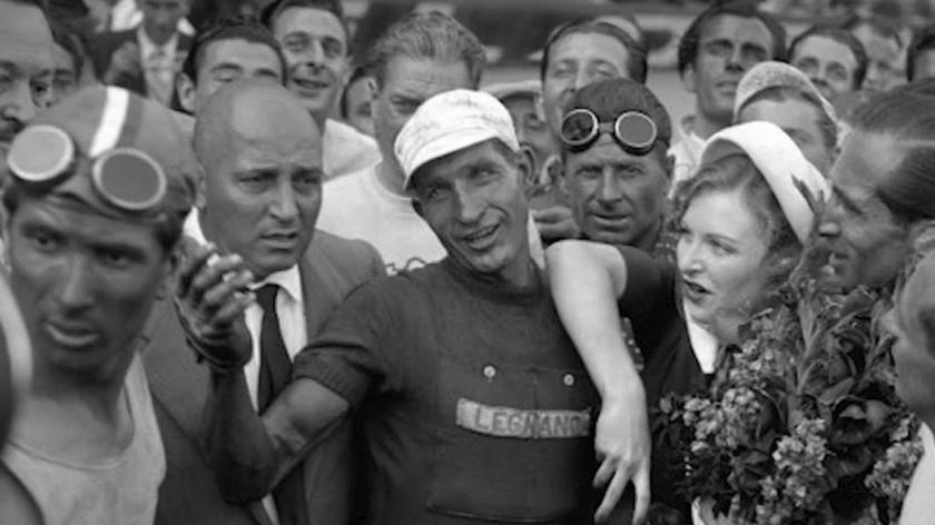 Τζίνο Μπαρτάλι: O Ιταλός ήρωας ποδηλάτης της Αντίστασης που τιμά με doodle η Google