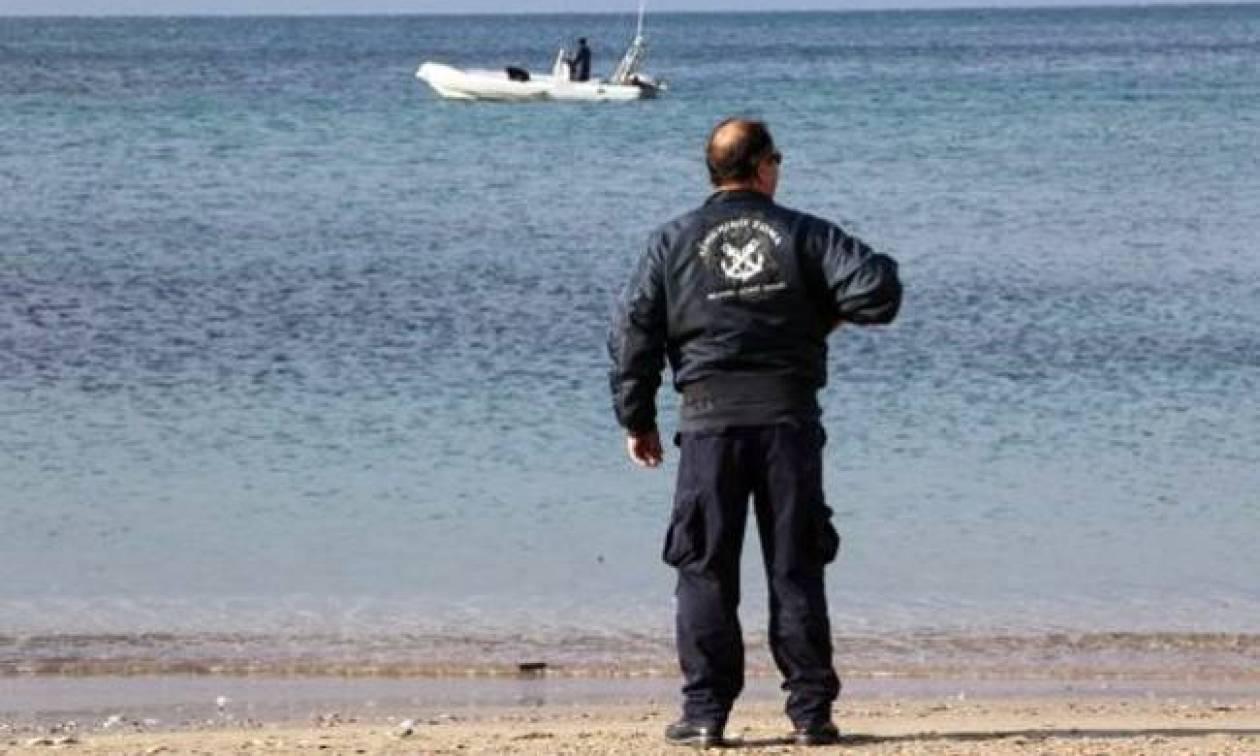 Πνιγμός 77χρονου σε παραλία της Καβάλας