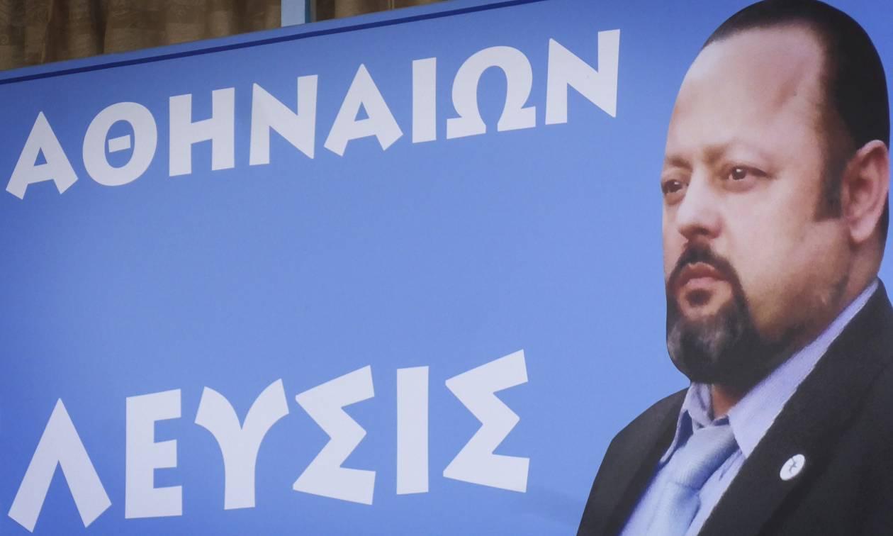 Δείτε σε ποια περιοχή θέτει υποψηφιότητα για δήμαρχος ο Αρτέμης Σώρρας