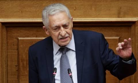 «Βόμβα» Κουβέλη: Οι Έλληνες στρατιωτικοί ενδέχεται να παραμείνουν για 18 μήνες στη φυλακή