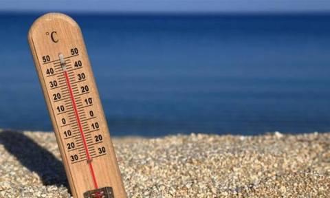 Καιρός: Καύσωνας στην Ελλάδα; Για δείτε αυτό πρώτα! (pic)