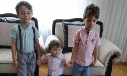 Αυτά είναι τα τρία μικρά παιδιά που αγνοούνται στον ποταμό Έβρο (Pics)