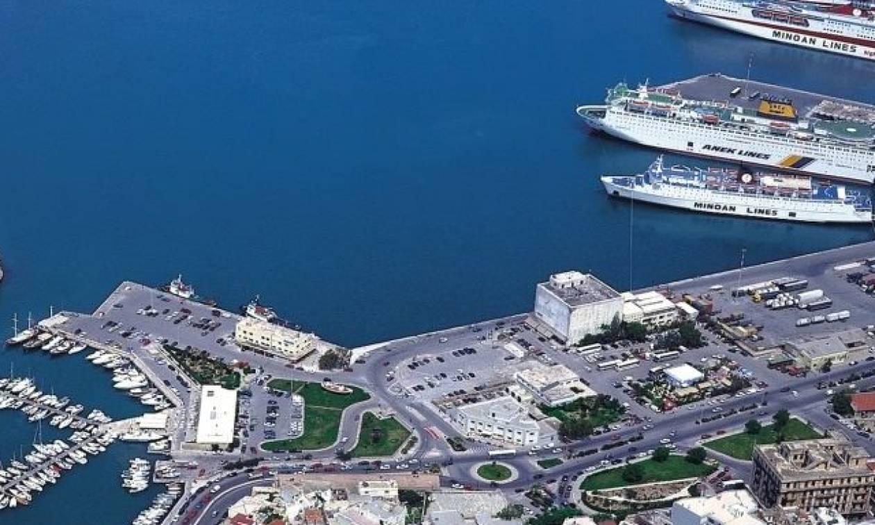 Ηράκλειο: Αυτό που έκανε στο λιμάνι δεν έχει ξαναγίνει ΠΟΤΕ! Τώρα γελάει μαζί του όλη η Ελλάδα!
