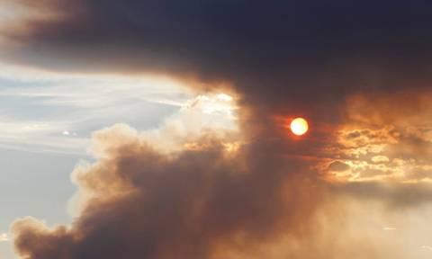 Μεγάλες πυρκαγιές στη Σουηδία - Καύσωνας στη Φινλανδία (vid+pics)