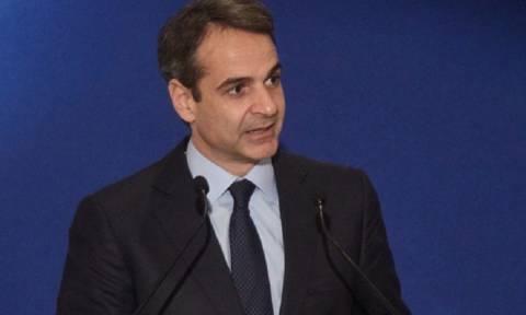 Μητσοτάκης: Δεν συμφωνώ αλλά θα στηρίξω τη συμφωνία με τα Σκόπια
