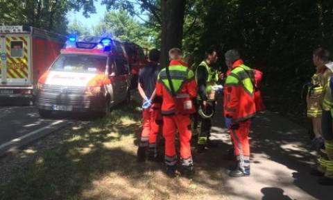 Συναγερμός στη Γερμανία: Επίθεση με μαχαίρι σε επιβάτες λεωφορείου