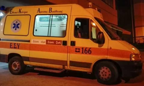Σοκ στην Κάλυμνο: Νεκρός άντρας που καταπλακώθηκε από τοίχο