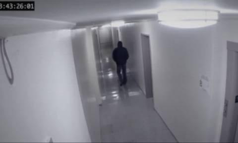 Ισχυρίστηκε ότι του επιτέθηκε... σκιά! Οταν είδαν τι κατέγραψε η κάμερα ασφαλείας έπαθαν σοκ (video)