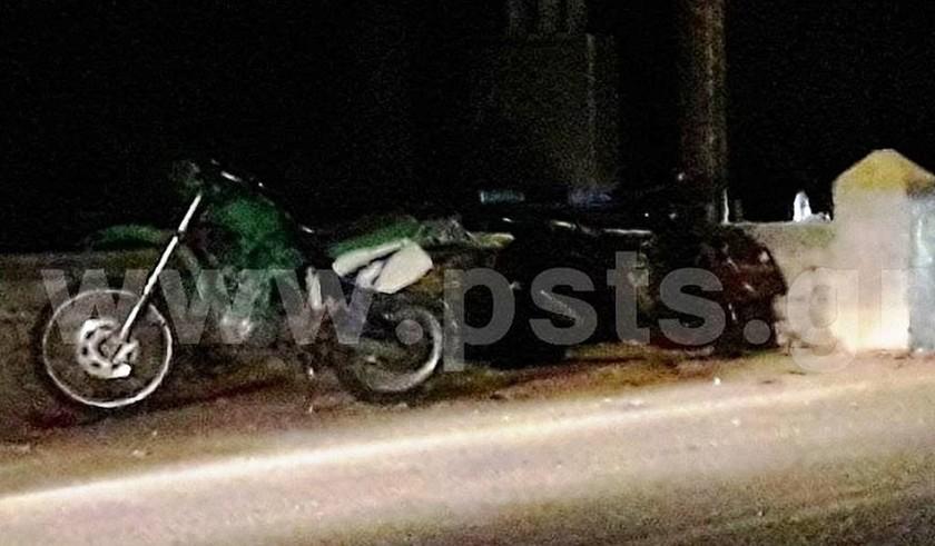 Θανατηφόρο τροχαίο στην Πάρο: Ένας νεκρός και μία τραυματίας (pics)