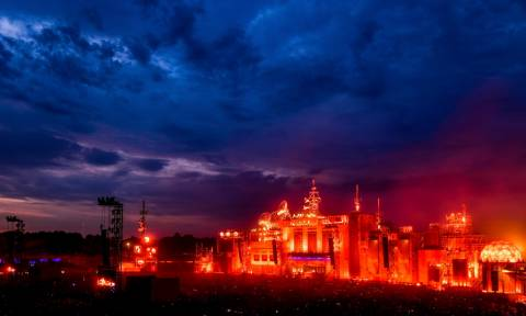 Parookaville Festival: Μια πρώην αεροπορική βάση γίνεται dance σκηνή (pics)