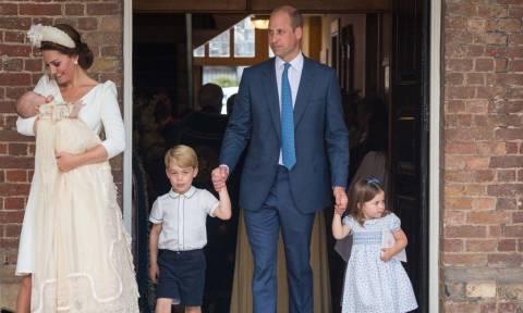 Πρίγκιπας Ουίλιαμ - Κέιτ Μίντλετον: Το μυστικό που δεν αποκαλύπτουν στον πρίγκιπα Τζορτζ