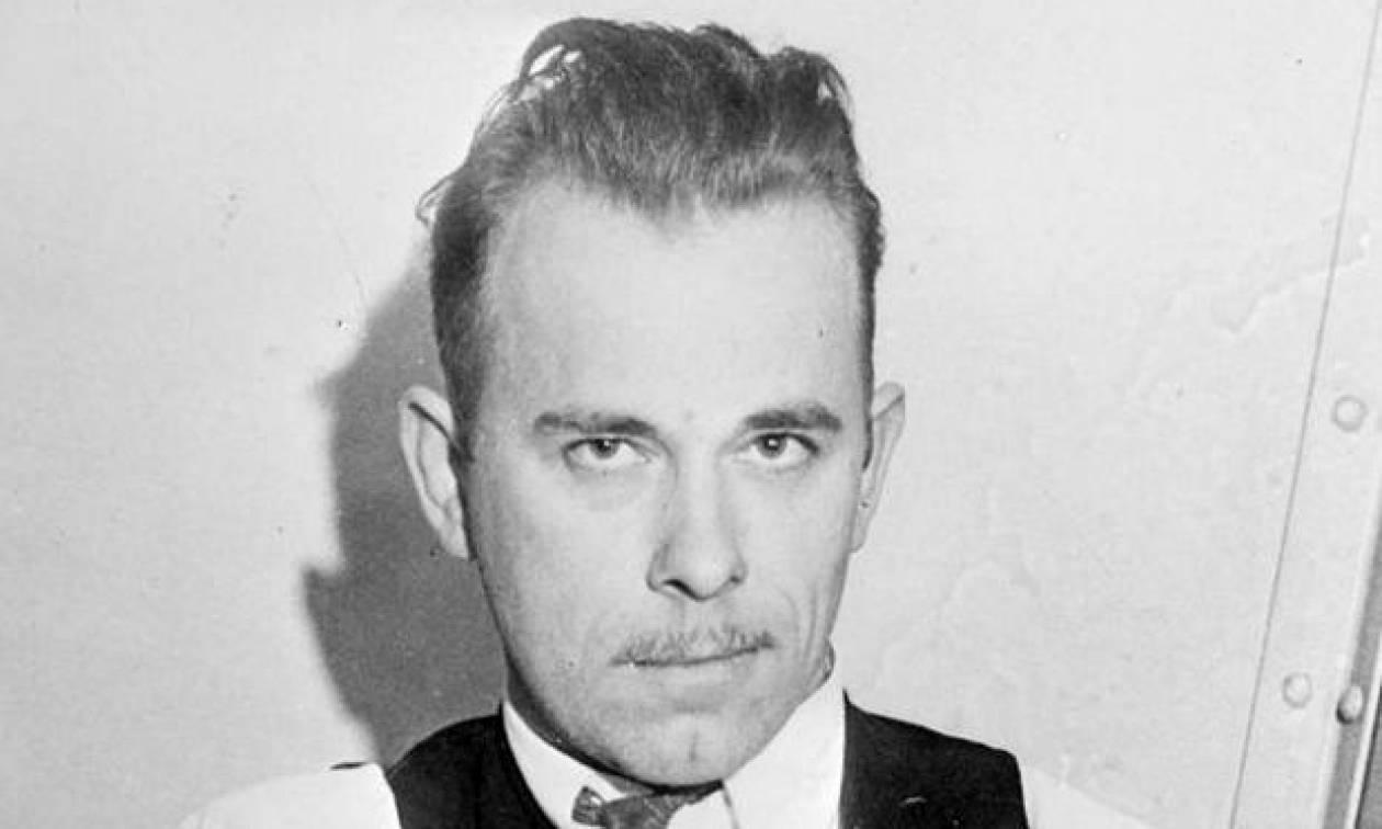 Σαν σήμερα το 1934 πεθαίνει σε ενέδρα ο «υπ' αριθμόν ένα δημόσιος κίνδυνος» Τζον Ντίλιντζερ
