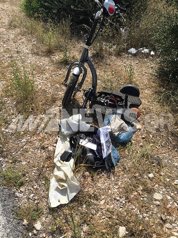 Τραγωδία στα Σπάτα: Τζιπ παρέσυρε ανάπηρο με ηλεκτροκίνητο αμαξίδιο (ΠΡΟΣΟΧΗ – ΣΚΛΗΡΕΣ ΕΙΚΟΝΕΣ)