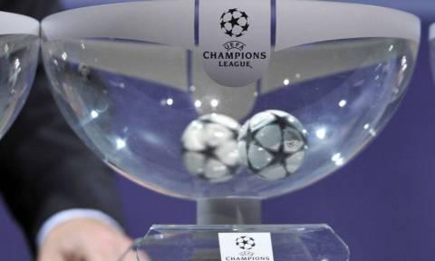Champions League: Κληρώνει για ΑΕΚ, ΠΑΟΚ