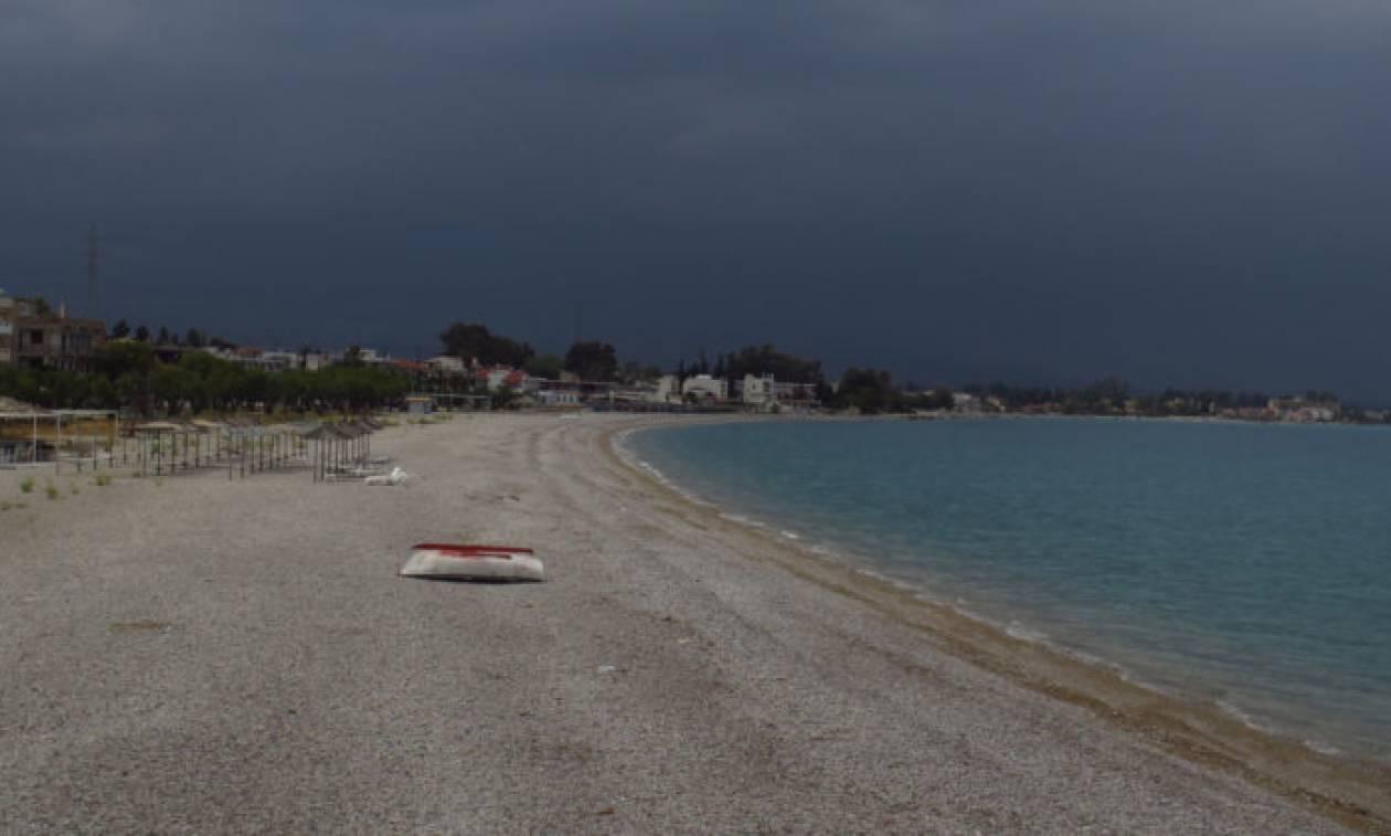 Έκτακτο δελτίο επιδείνωσης καιρού από την ΕΜΥ: Έρχονται ισχυρές καταιγίδες και χαλάζι