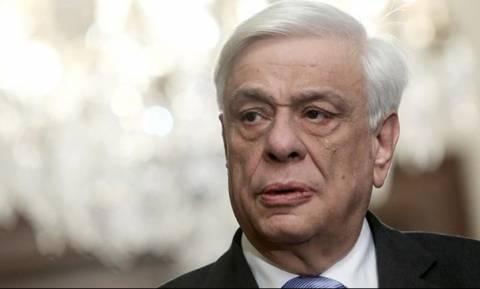 Φωτιά - Προκόπης Παυλόπουλος: Ματαιώνεται η δεξίωση για την Αποκατάσταση της Δημοκρατίας