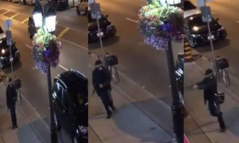 Καναδάς: Αυτός είναι ο δράστης της επίθεσης στην ελληνική συνοικία του Τορόντο