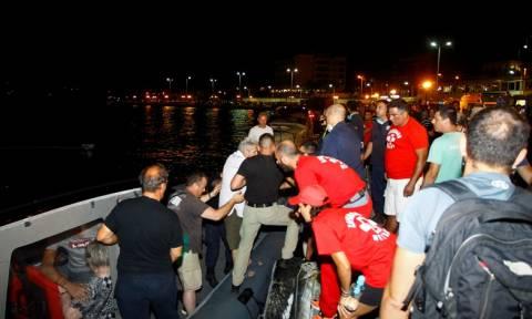 Φωτιά ΤΩΡΑ: Τρεις γυναίκες και ένα παιδί ανασύρθηκαν νεκροί ανοιχτά της Αρτέμιδας