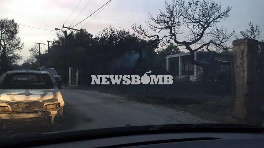 Φωτια ΤΩΡΑ: Εθνική τραγωδία! Τουλάχιστον 24 νεκροί από τις φονικές πυρκαγιές στην Αττική