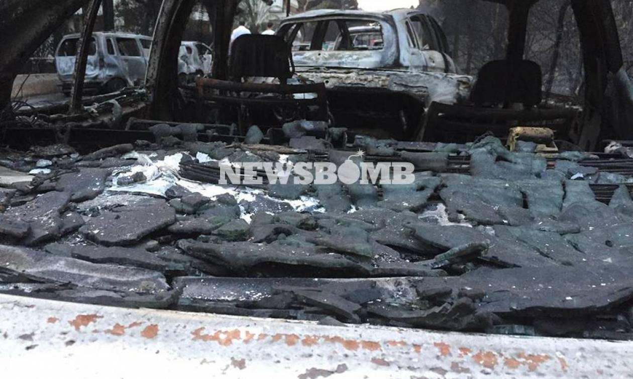 Φωτιά Μάτι: Συγκλονίζει ο διασώστης που εντόπισε τους 26 νεκρούς (vid)
