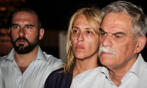 Φωτιά ΤΩΡΑ: Τζανακόπουλος, Σκουρλέτης και Τόσκας στο Κέντρο Επιχειρήσεων της Πυροσβεστικής