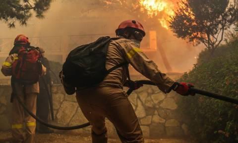 Φωτιά: Συγκινητικό μήνυμα ΑΠΟΕΛ για πυρκαγιές! «Αχ Ελλάδα τι μέρα σου ξημέρωσε» (pic)