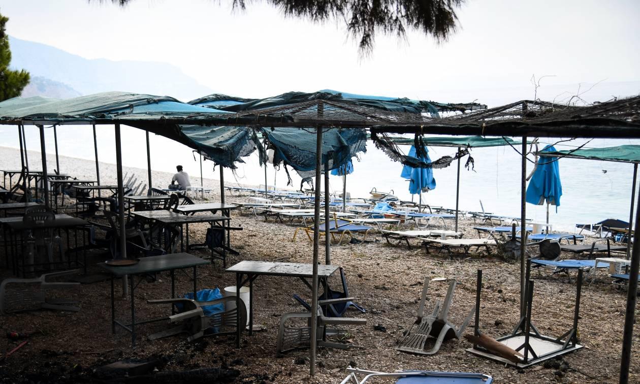 Φωτιά Αττική: Ακόμη ένας νεκρός στην Αρτέμιδα