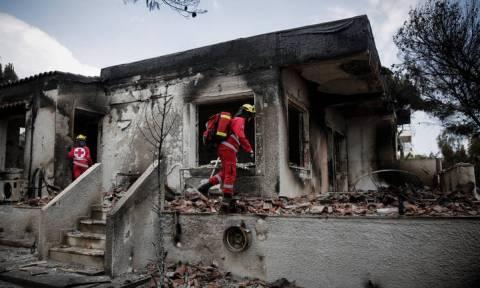 Πρ. Ερυθρού Σταυρού στο CNN Greece: Ελέγχουμε σπίτια, φοβόμαστε ότι θα αυξηθούν οι νεκροί