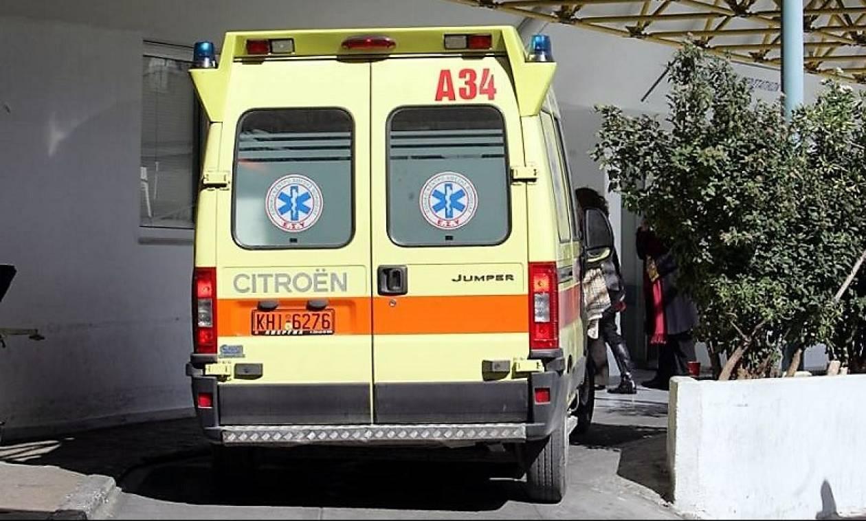Ρέθυμνο: Σε κρίσιμη κατάσταση πολυτραυματίας που «καρφώθηκε» κάτω από φορτηγό