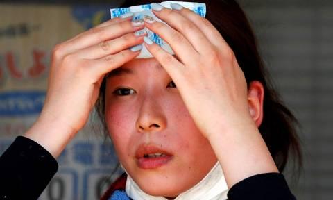 Φονικός Ιούλιος: Τουλάχιστον 80 νεκροί από τον καύσωνα στην Ιαπωνία - 35.000 άνθρωποι στα νοσοκομεία