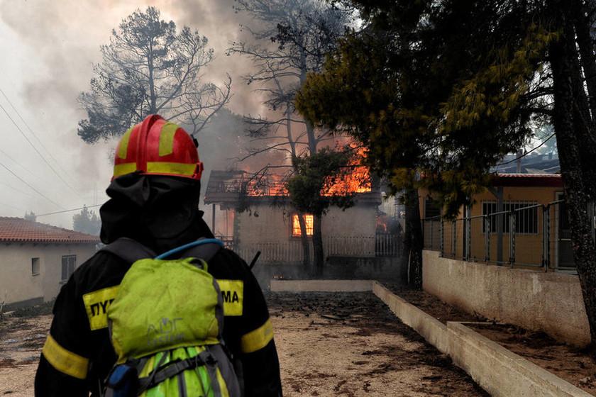 Φωτιά Αττική: Η απάντηση του Δ. Παπαδημούλη στο κατάπτυστο tweet του Σουηδού πρώην πρωθυπουργού