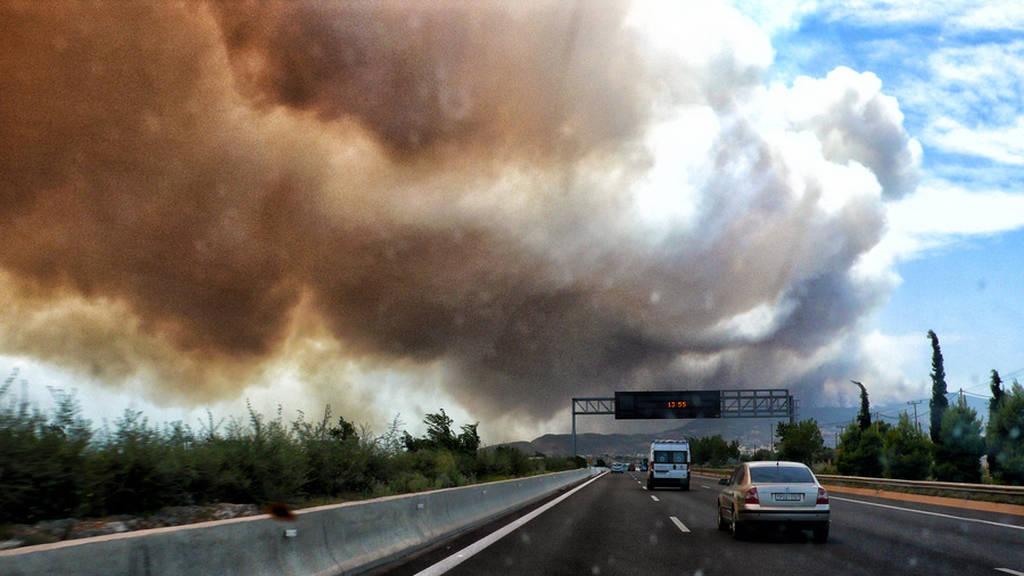 Φωτιά - Νετανιάχου: Το Ισραήλ θρηνεί με τον λαό της Ελλάδας