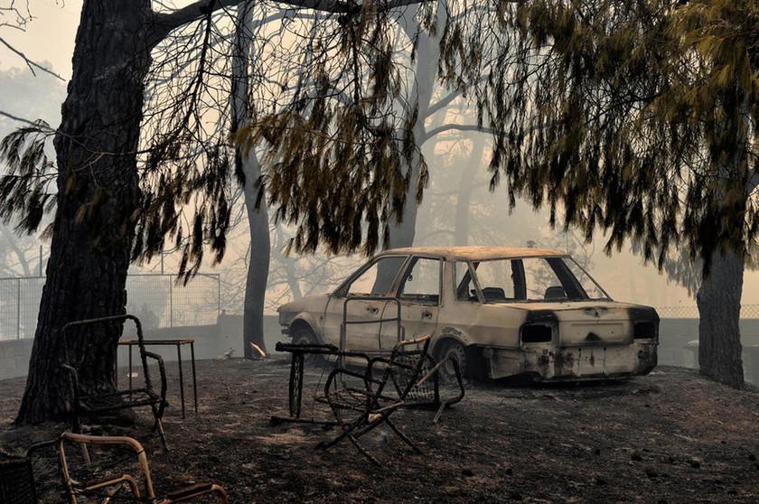 Φωτιά Αττική: Συγκινητικά μηνύματα αλληλεγγύης στην Ελλάδα από το εξωτερικό