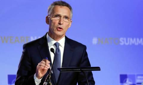 Φωτιά Αττική: Το ΝΑΤΟ στέκεται αλληλέγγυο προς τον ελληνικό λαό