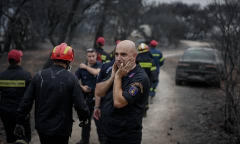 Φωτιά Αττική: Πανελλήνιο πένθος! Τουλάχιστον 76 οι νεκροί - Αγωνία για τους αγνοούμενους