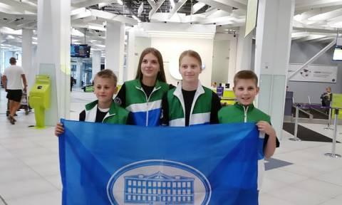 Новосибирские школьники завоевали золото на международной олимпиаде по робототехнике