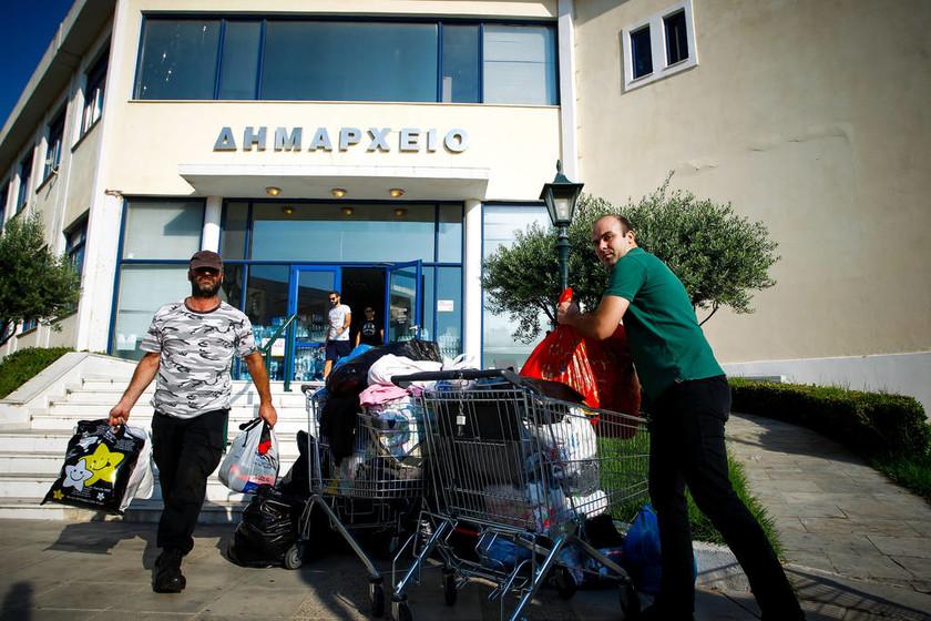 Φωτιά Αττική: Έκκληση ΚΕΔΕ για προσωρινή διακοπή προσφορών στο δήμο Ραφήνας - Πικερμίου