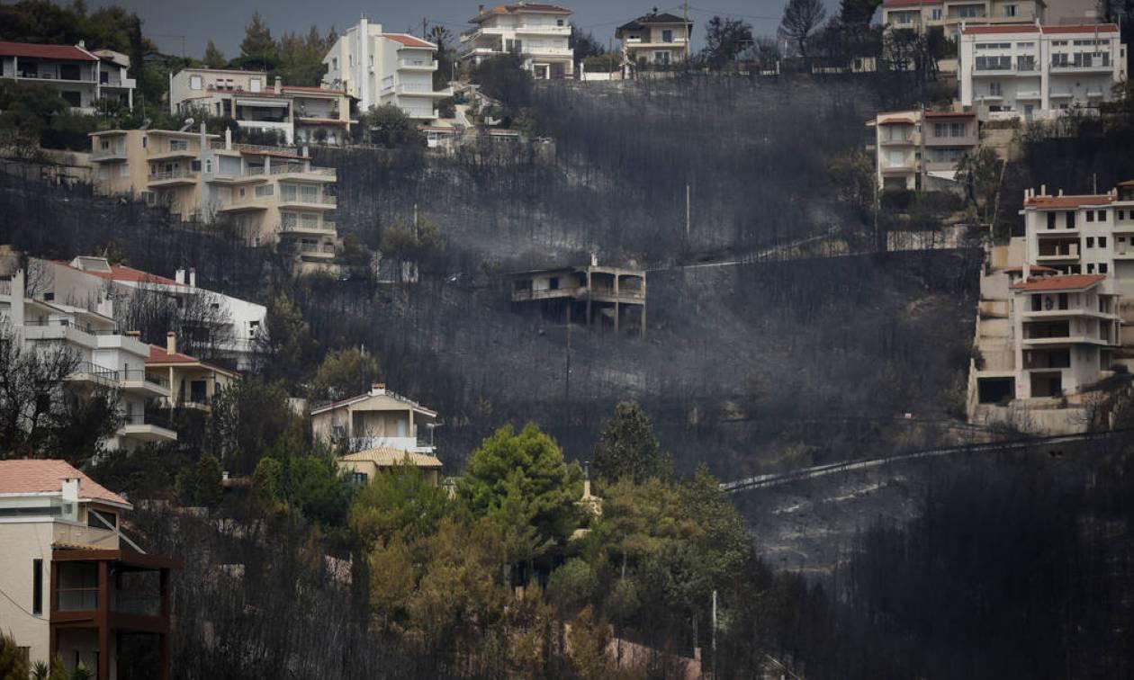 Τραγωδία χωρίς τέλος: Τουλάχιστον 81 οι νεκροί από τις φονικές πυρκαγιές στην Αττική