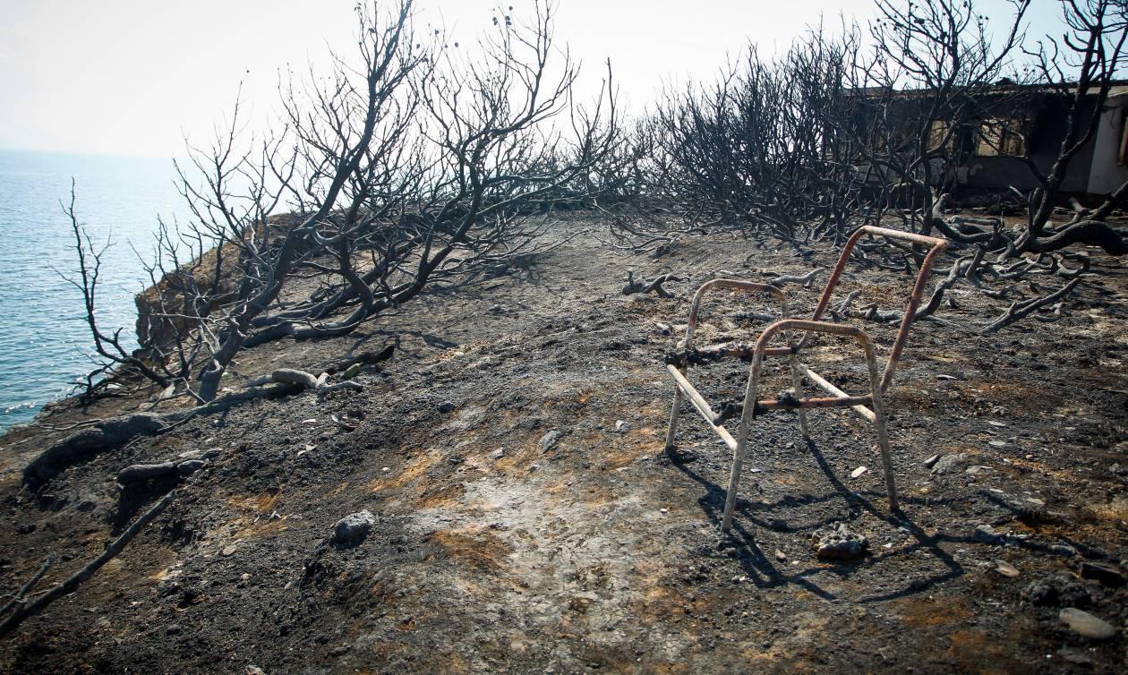 Φωτιά Μάτι: Το οικόπεδο του θανάτου - Εδώ βρέθηκαν νεκροί 26 άνθρωποι (pics)